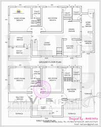 4 bedroom 2 story house plans 2 story 4 bedroom house floor plans