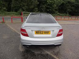 used mercedes c class for sale in uk used 2012 mercedes c class c250 cdi blueefficiency amg sport
