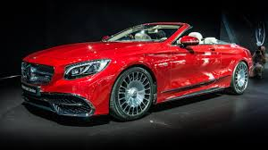 the mercedes maybach s650 cabriolet has arrived top gear