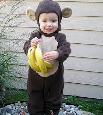 Halloween Costumes Monkey Easy Halloween Costumes Moms