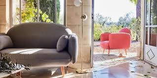 canap confortables petit canapé des canapés 2 places design et confortables