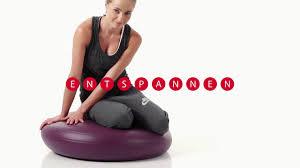 Seating Disc Balance Cushion Togu Dynair Extreme Balance Disc Cushion Youtube