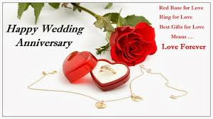 happy marriage wishes top 4th wedding anniversary quotes with images sms for couples