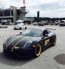 porsche cayman track car for sale 2015 981 gts cayman track car