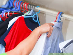 Here Is Another Closet Idea If Your Space Is Large Enough And how to organize your closet 13 steps with pictures wikihow