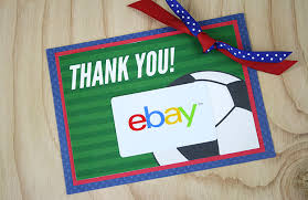 ebay target gift card black friday free printable this soccer gift for coach is a kick gcg