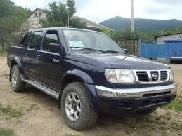 nissan truck diesel used 2002 nissan frontier photos 3200cc diesel automatic for sale