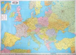 Map If Europe Wall Map Of Europe Freytag U0026 Berndt U2013 Mapscompany