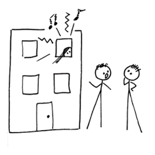 how to complain about your noisy neighbors without being that guy
