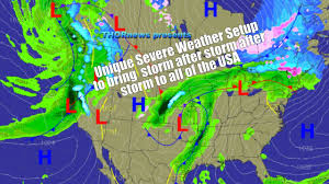 Weather Usa Map The Tornado East Texas Never Saw Coming And Why They May Not See