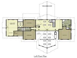 ranch log home floor plans raise a roof ranch log home