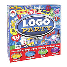 describe it amazon com logo party game toys u0026 games