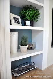 aegean teal built in bookcases evolution of style