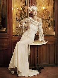 1920 style wedding dresses vintage 1920 s wedding dresses s amuse