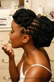 pictures of packing gel wedding hairstyles gallery for natural hair fashion nigeria