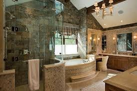 custom bathroom design granite ridge timber frame jackson teton heritage builders
