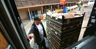 thanksgiving dinners delivered how market principles will help make food banks more efficient