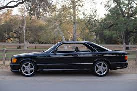 mercedes 560 sec amg for sale purchase used 1991 mercedes 560 sec amg wheels one owner