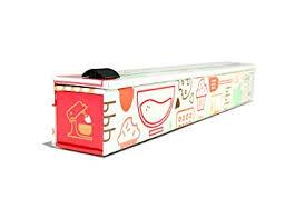 papier parchemin cuisine chicwrap distributeur de papier parchemin avec 15â et x 20â
