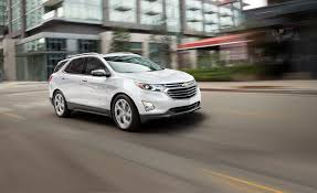 chevy equinox 2017 white 2018 chevrolet equinox diesel first drive review car and driver
