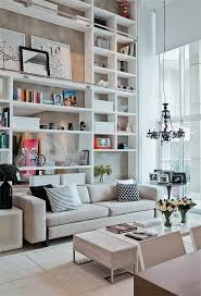 small living room storage ideas if your small space has ceilings think vertical storage with