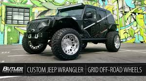 custom off road jeep our craziest jeep wrangler build ever grid off road wheels