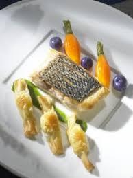 cuisiner le bar de ligne recette de jeffroy hôtel restaurant de carantec bar de