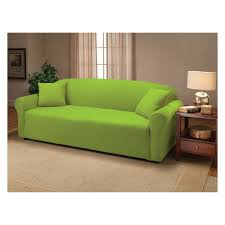 madison industries solid jersey sofa cover hayneedle