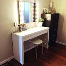 Vanity Table L Cheap Lighted Makeup Vanity Table With Mirror Lights