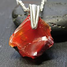 red opal necklace images Shop mexican fire opal on wanelo jpg