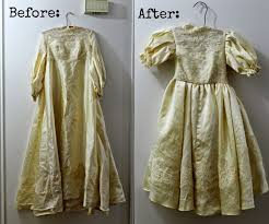 recycle wedding dress sylvie liv princess wedding dress upcycle redo recycle from