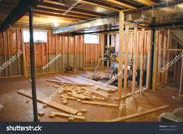 basement renovation stock photo 11669737 shutterstock