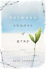 different shades of gray between shades of gray by ruta sepetys bookdragon