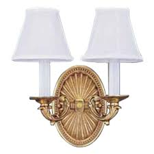 world imports 2 light french gold wall sconce wi620814 the home