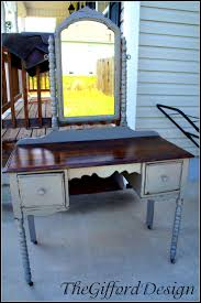 Bathroom Vanity Makeover Ideas by 26 Best Vanity Makeover Images On Pinterest Antique Vanity