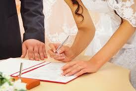 coût des contrats de mariage - Cout Contrat De Mariage
