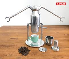 espresso maker cafelat robot espresso maker to blast off later this year daily