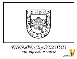 new mexico flag coloring page 50 in coloring site with mexico flag