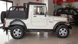 mahindra jeep comparison mahindra thar vs tata xenon xt
