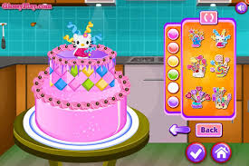 bake birthday cake cooking games photo of delicious cakes 2017