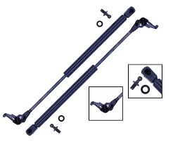 lexus es300 issues amazon com 2 pieces set tuff support hood lift supports 1997 to
