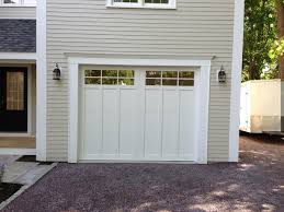 Shed Overhead Door Steel Carriage House Garage Doors Modern Shed Boston By
