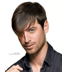mens haircuts bangs long hairstyles with bangs for men black hair