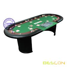 Mahjong Table Automatic by Texas Holdem Poker Table With Dealer Position For 9 Player Buy