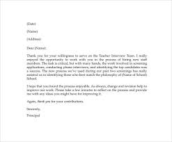 thank you letter to teacher 11 download free documents in pdf word
