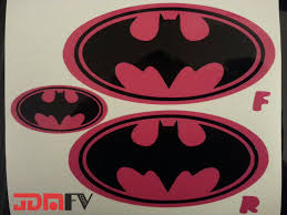 jeep batman logo batman emblem front rear overlays 15 17 wrx sti jdmfv by