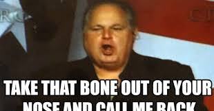 Rush Meme - political memes rush limbaugh racist meme