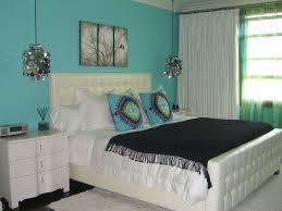 Turquoise Home Decor Ideas Divine Artwork Canvas Portray Over Turquoise Bedroom Dresser