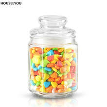 popular glass canister buy cheap glass canister lots from china