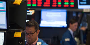 is stock market open on friday after thanksgiving dow jones industrial average sinks for second day as stock market